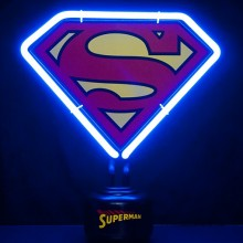 Superman Neonlampa