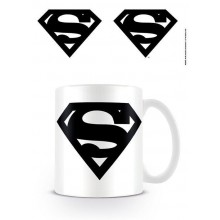 Superman Logga Mugg