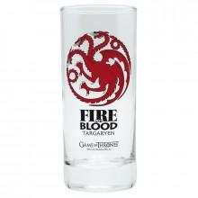 GAME OF THRONES - Targaryen - Glas