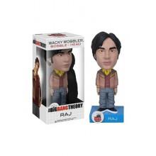The Big Bang Theory Wacky Wobbler Raj Bobble Head 15cm