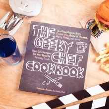 The Geeky Chef Kokbok
