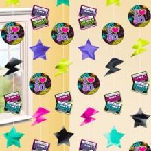 Girlang Neon 80-tal 6-pack