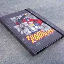 Transformers Optimus Prime Anteckningsblock