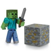 Minecraft Zombie Vinyl