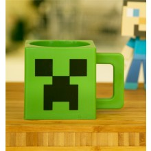 Minecraft Creeper Mugg