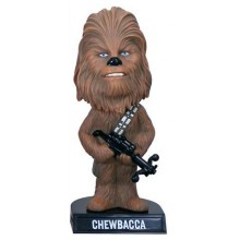 Star Wars Wacky Wobbler Chewbacca Bobble Head 15cm