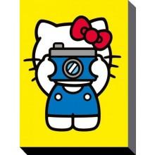 Hello Kitty Canvas 40 x 50 cm
