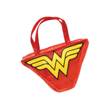 WONDER WOMAN LOGO-VÄSKA