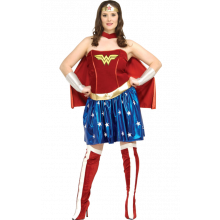 WONDER WOMAN-DRÄKT