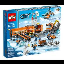 LEGO City Arctic - Arktiskt basläger