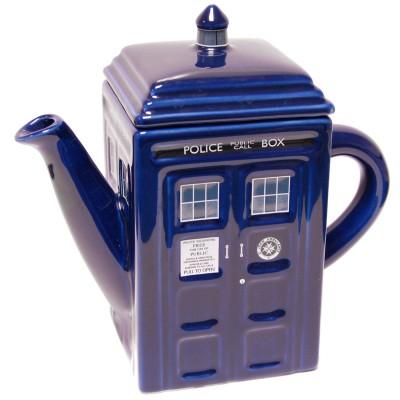Doctor Who Tardis Tekanna