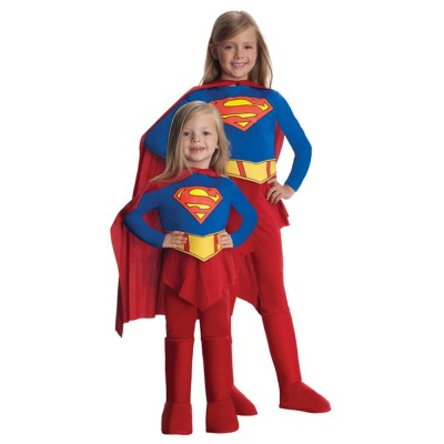 DC Comics Supergirl Maskeraddräkt Barn