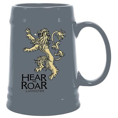 Game of Thrones Lannister Ölsejdel Keramik