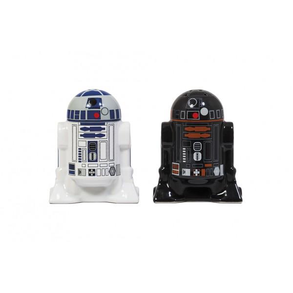 Star Wars Droid Salt och Pepparkar