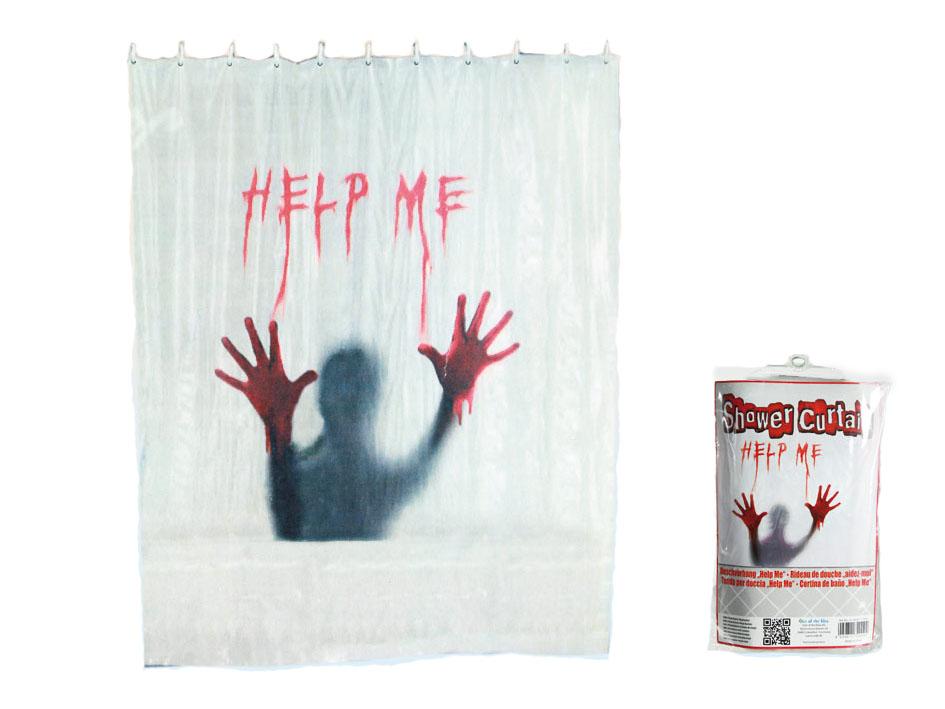 Duschdraperi Hjälp mig