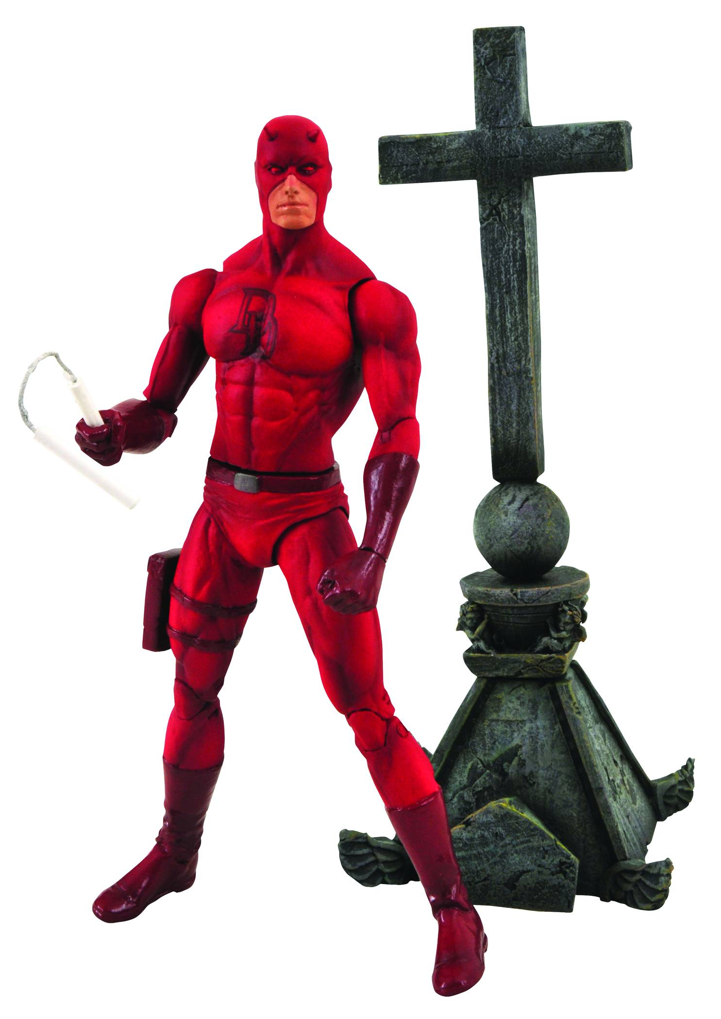MARVEL SELECT DAREDEVIL ACTIONFIGUR