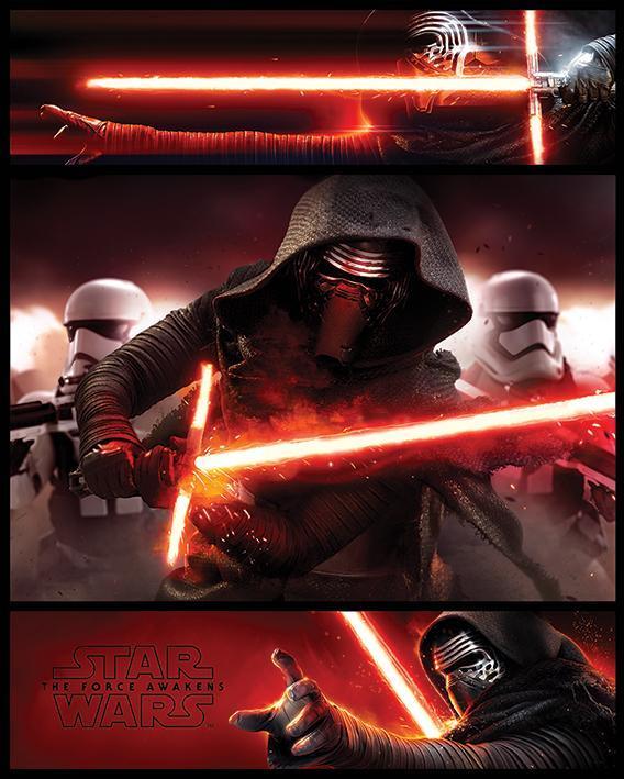 Star Wars Kylo Ren 40 x 50 Poster