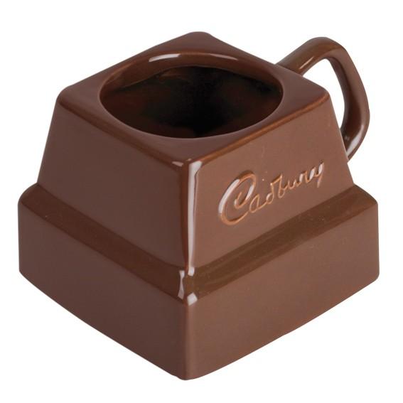Cadbury Choklad Bit Mugg