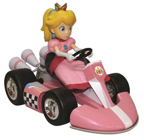 Nintendo Peach RC Kart 43cm