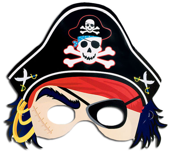 Mask Pirat