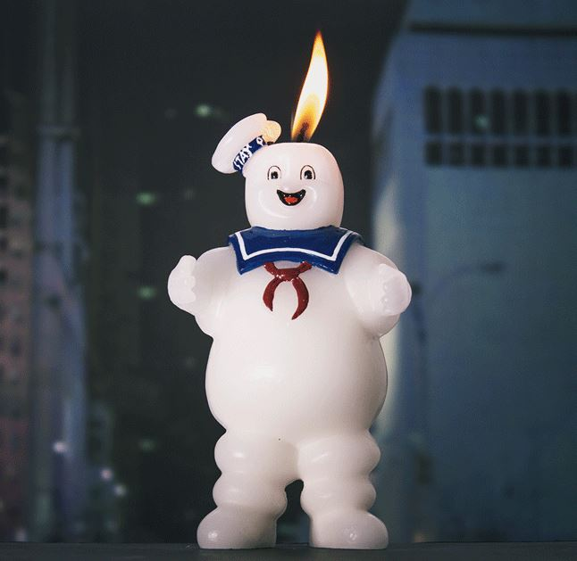 Ljus Ghostbusters Stay Puff