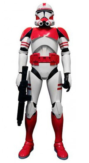 STAR WARS - 80cm Shock Trooper Actionfigur
