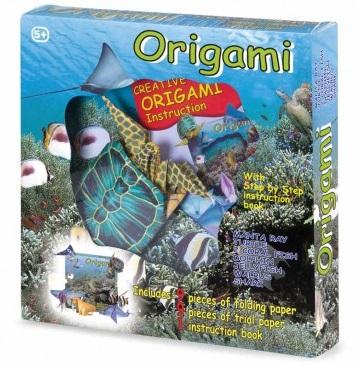Undersea Origami