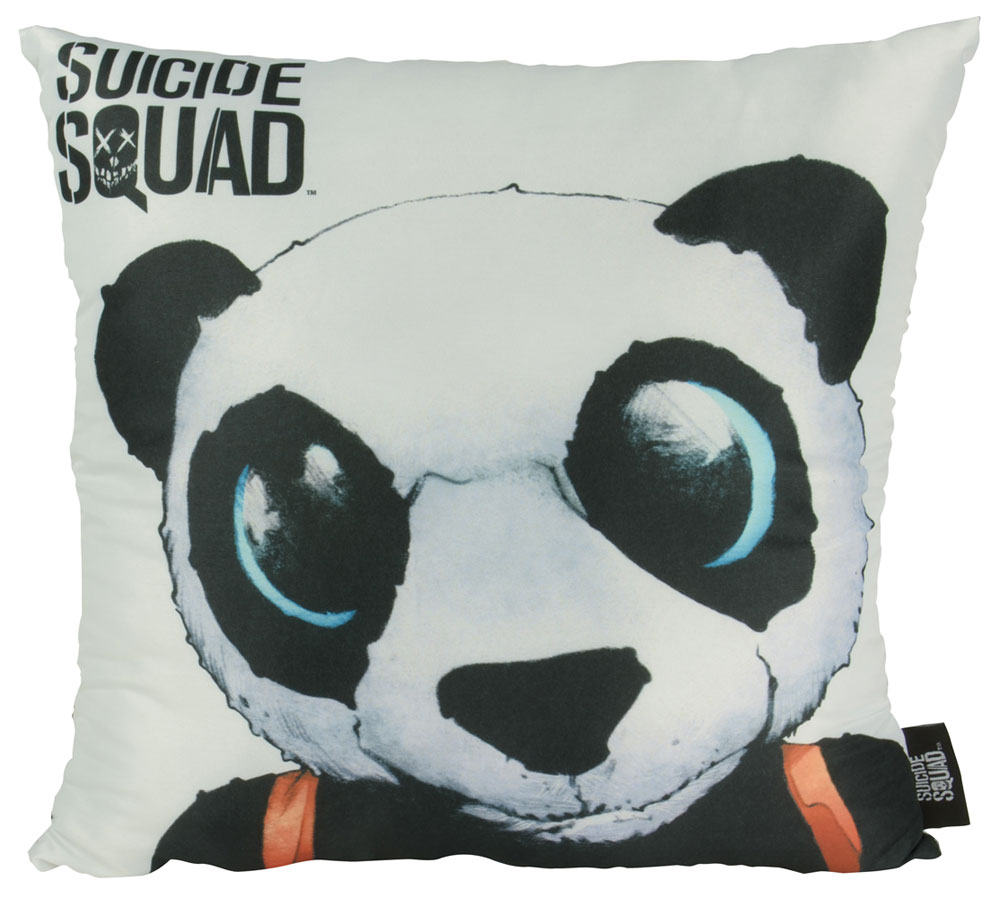 Suicide Squad Kudde Panda 40x40