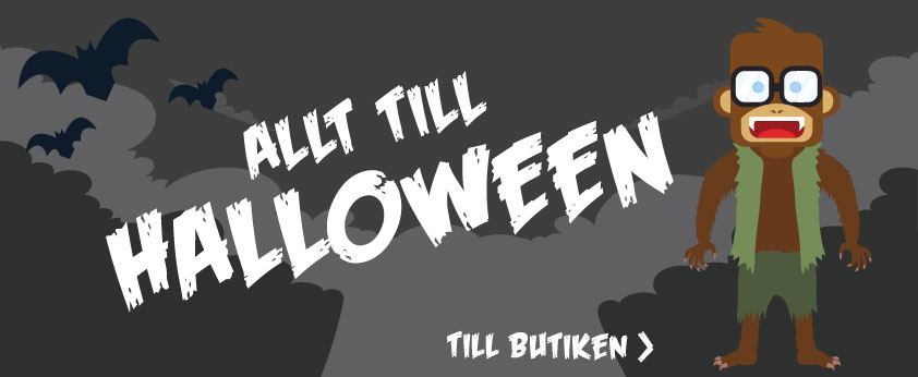Halloweendräkter