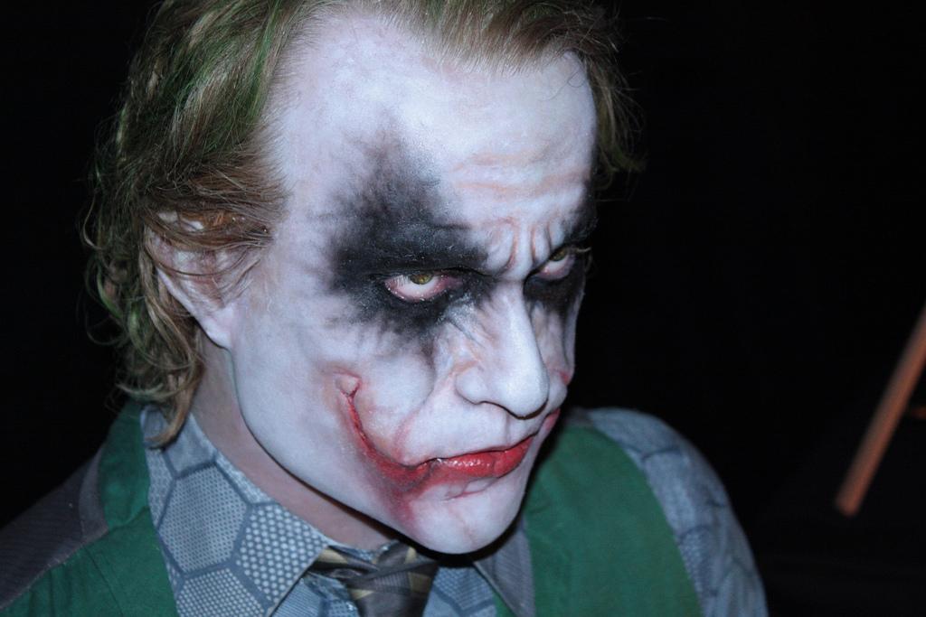 Halloween Sminkning Joker.5 Snabba Makeup Tips For Halloween Roliga Prylar