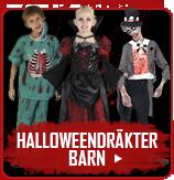 Halloweendräkter Barn