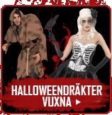 Halloweendräkter Vuxna