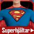 Superhjältedräkt