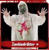 Zombiedräkter
