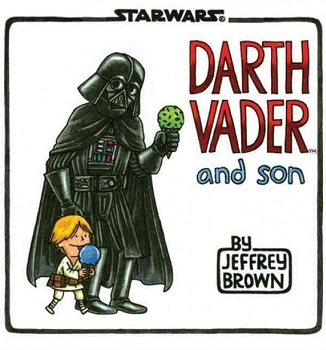 Darth Vader and Son bok