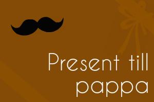 presenttips till pappa