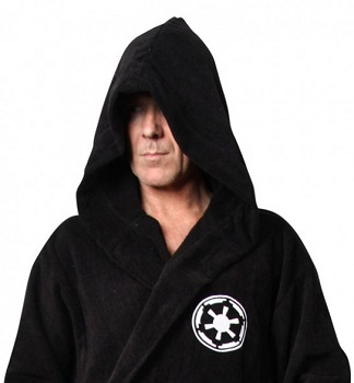 Sith Lord morgonrock Star Wars