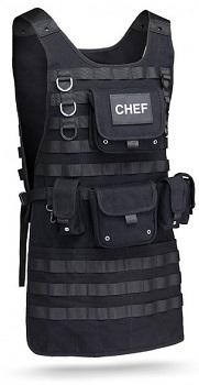 Tactical Molle BBQ förkläde