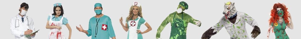 Sjukhusdräkter