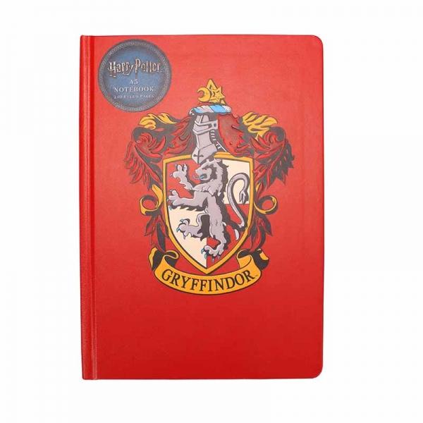 Harry Potter Gryffindor Anteckningsbok A5