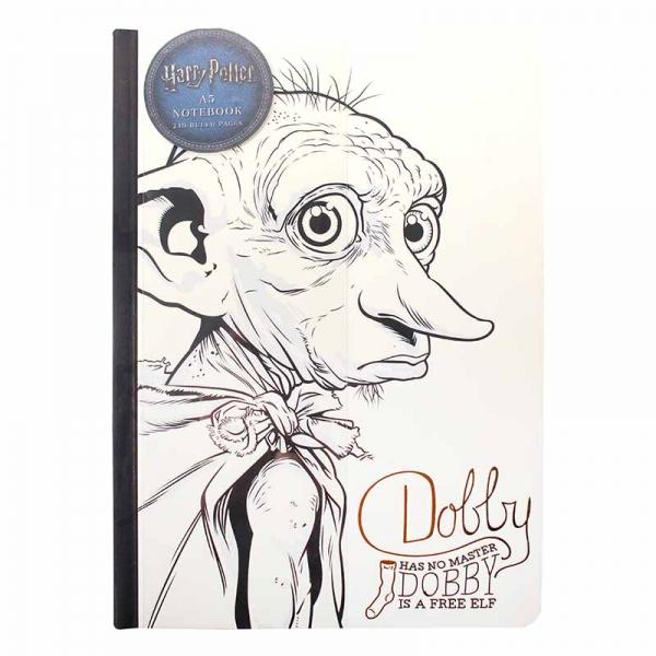 Harry Potter Dobby Anteckningsbok A5