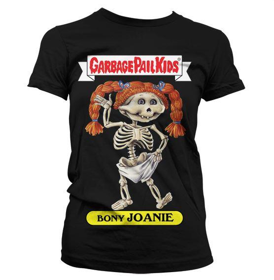 Garbage Pail Kids Bony Joanie Girly T-Shirt thumbnail