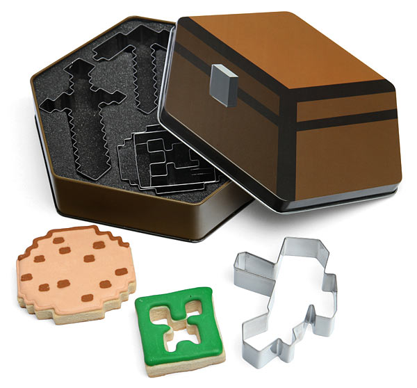 Minecraft Cookie Cutters thumbnail