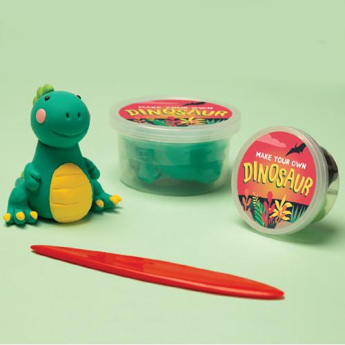 Dinosaurie - Gör Din Egen Dinosaurie
