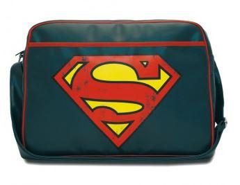 Superman Logo Street Väska thumbnail