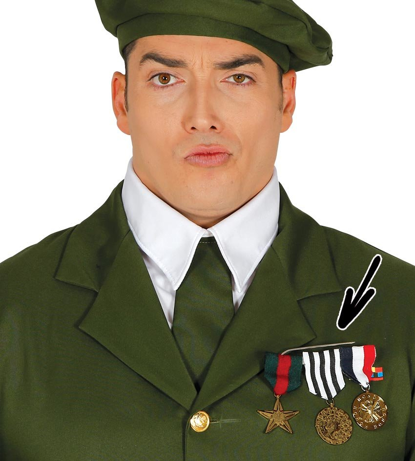 Militärmedaljer