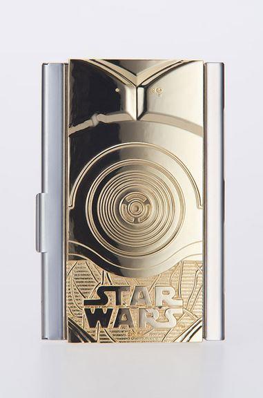 Star Wars Visitkortshållare C-3PO 10 cm