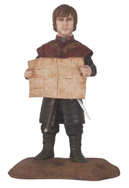 Game of Thrones PVC Staty Tyrion Lannister 19 cm thumbnail