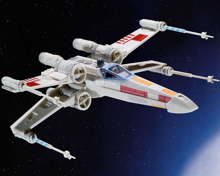 Star Wars EasyKit Modell Kit 1/57 X-Wing Fighter 22 cm thumbnail