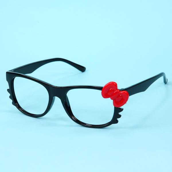 Glasögon med rosett